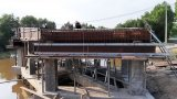 Cầu qua kênh Bo Bo dự kiến hoàn thành cuối tháng 02/2019