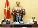 Phiên họp thứ 30 Ủy ban Thường vụ Quốc hội diễn ra vào ngày 10/01