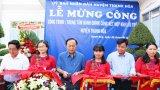 Trung tâm Hành chính công kết hợp Kho lưu trữ huyện Thạnh Hóa chính thức đưa vào hoạt động