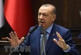 Chuyến thăm Nga của Tổng thống Thổ Nhĩ Kỳ sẽ sớm diễn ra
