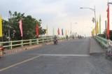 Thị trấn Tân Thạnh hoàn thành các tiêu chuẩn văn minh đô thị
