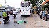 Bất cẩn khi qua đường, nam thanh niên bị cán tử vong