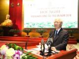Tổng Bí thư, Chủ tịch nước dự Hội nghị tổng kết ngành Tòa án