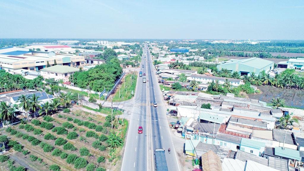 Kết nối giao thông tạo đòn bẩy quan trọng trong phát triển kinh tế - xã hội
