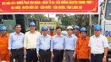 Khởi công xây dựng gói thầu số 5 Đường tỉnh 830
