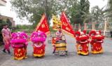 Câu lạc bộ Lân sư rồng Tân Hoa Đường: Nơi theo đuổi đam mê