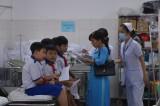 Bến Lức: Hơn 50 học sinh ói, tiêu chảy sau khi ăn trưa tại trường