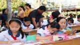 Trường Tiểu học An Ninh Đông tổ chức Ngày hội đọc sách
