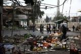 Syria: Hàng chục người thương vong trong vụ nổ tại Afrin