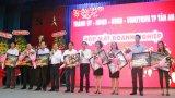 TP.Tân An: Họp mặt doanh nghiệp mừng Xuân Kỷ Hợi 2019