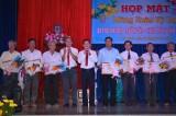 Huyện Cần Giuộc họp mặt mừng Xuân Kỷ Hợi 2019