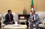 Công bố và ra mắt Nhóm nghị sỹ hữu nghị Algeria-Việt Nam