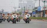 Tăng cường bảo đảm trật tự, an toàn giao thông dịp tết