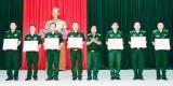 Bộ đội Biên phòng Long An triển khai nhiệm vụ, phát động phong trào thi đua năm 2019