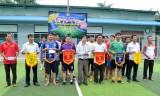 26 đội bóng dự giải bóng đá mừng Đảng, mừng Xuân 2019