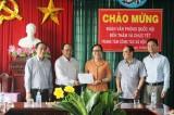 Phó Chủ nhiệm Văn phòng Quốc Hội - Nguyễn Thị Thúy Ngần thăm, chúc tết Trung tâm Công tác xã hội tỉnh