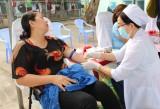 Tiếp nhận 253 đơn vị máu trong Lễ hội Xuân hồng năm 2019