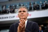 HLV Carlos Queiroz chia tay Iran sau thảm bại trước Nhật Bản