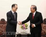 Việt-Hàn tăng cường hợp tác phòng, chống tội phạm xuyên quốc gia