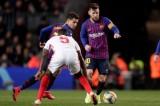 """Lionel Messi và Coutinho thay nhau toả sáng, Barca """"huỷ diệt"""" Sevilla"""