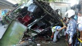 Tai nạn xe khách thảm khốc ở Philippines, hàng chục người thương vong