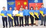 Hợp nhất Đoàn khối Các cơ quan và Doanh nghiệp tỉnh Long An