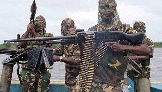 Các tay súng Boko Haram. (Nguồn: Zee News)