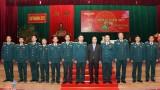 Thủ tướng Nguyễn Xuân Phúc thăm, chúc Tết Sư đoàn Không quân 372