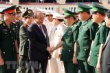 Thủ tướng thăm, chúc Tết lực lượng vũ trang và nhân dân Đà Nẵng