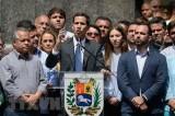 Phe đối lập Venezuela đề nghị gặp lãnh đạo Italy để trao đổi ý kiến