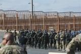 Mỹ: Thống đốc bang New Mexico ra lệnh rút quân khỏi biên giới