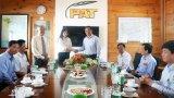 Lãnh đạo tỉnh Long An thăm doanh nghiệp tiêu biểu đầu năm mới