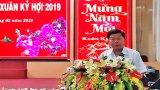 UBND tỉnh Long An họp mặt báo chí đầu năm