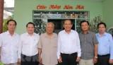 Phó Thủ tướng Trương Hòa Bình thăm các gia đình chính sách tại Cần Thơ