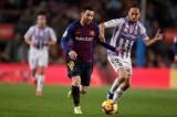 Messi ghi dấu ấn, Barca thắng sát nút Valladolid