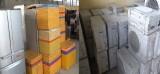 Thạnh Hóa: Phát hiện 2 vụ vận chuyển hàng nhập lậu