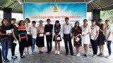 Công đoàn Viên chức tỉnh Long An họp mặt nữ công nhân ngày 08/3