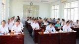 Thạnh Hóa: Tăng cường lãnh đạo công tác xây dựng Đảng