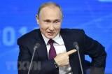 Nga tăng năng lực quốc phòng để đảm bảo an ninh quốc gia