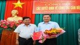 Long An: Trao quyết định nghỉ hưu cho ông Lê Văn Hoàng