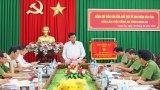 Chủ tịch UBND tỉnh Long An làm việc với Công an tỉnh về an ninh trật tự 2 tháng đầu năm