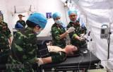 Lãnh đạo UNMISS: Bệnh viện dã chiến của Việt Nam rất chuyên nghiệp