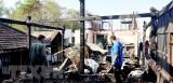 An Giang: Hỏa hoạn gây thiệt hại 9 căn nhà ở xóm Chăm La Ma