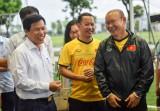 HLV Park Hang-seo: 'Nếu có 5 tuần chuẩn bị, U.23 Việt Nam sẽ vô địch SEA Games 30'