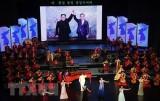 Hai miền Triều Tiên thúc đẩy giao lưu hợp tác văn hóa
