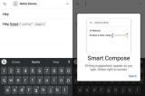 Gmail trên Android hỗ trợ soạn thảo thông minh