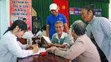 Cụm Thi đua số 2 – Đoàn khối Cơ quan và Doanh nghiệp Long An: Trao quà hộ nghèo, học sinh nghèo tại Thạnh Hóa