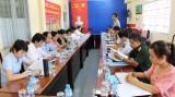 Giám sát việc thực hiện Luật Thanh niên tại Sở Nội vụ