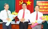 Ông Nguyễn Đăng Minh Xuân được bầu làm Chủ tịch UBND huyện Thủ Thừa