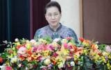 Chủ tịch QH dự hội nghị 10 năm thực hiện Quyết tâm thư của Già làng